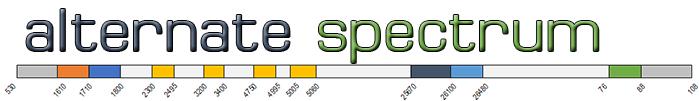 Alternate Spectrum